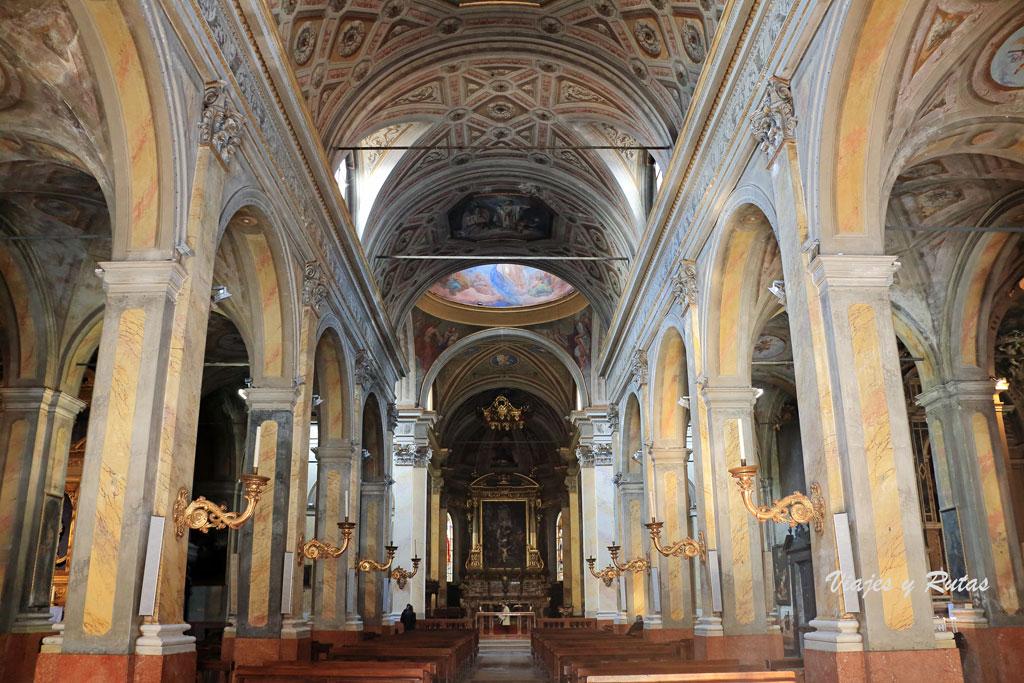 Iglesia de Santa Ágata de Cremona