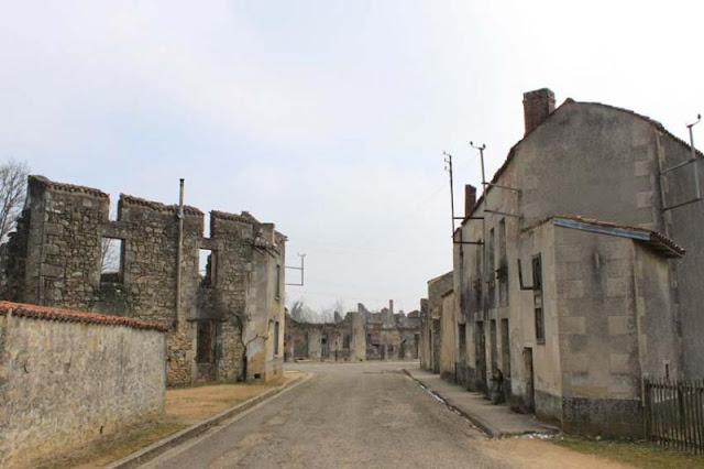 Rue d'Oradour
