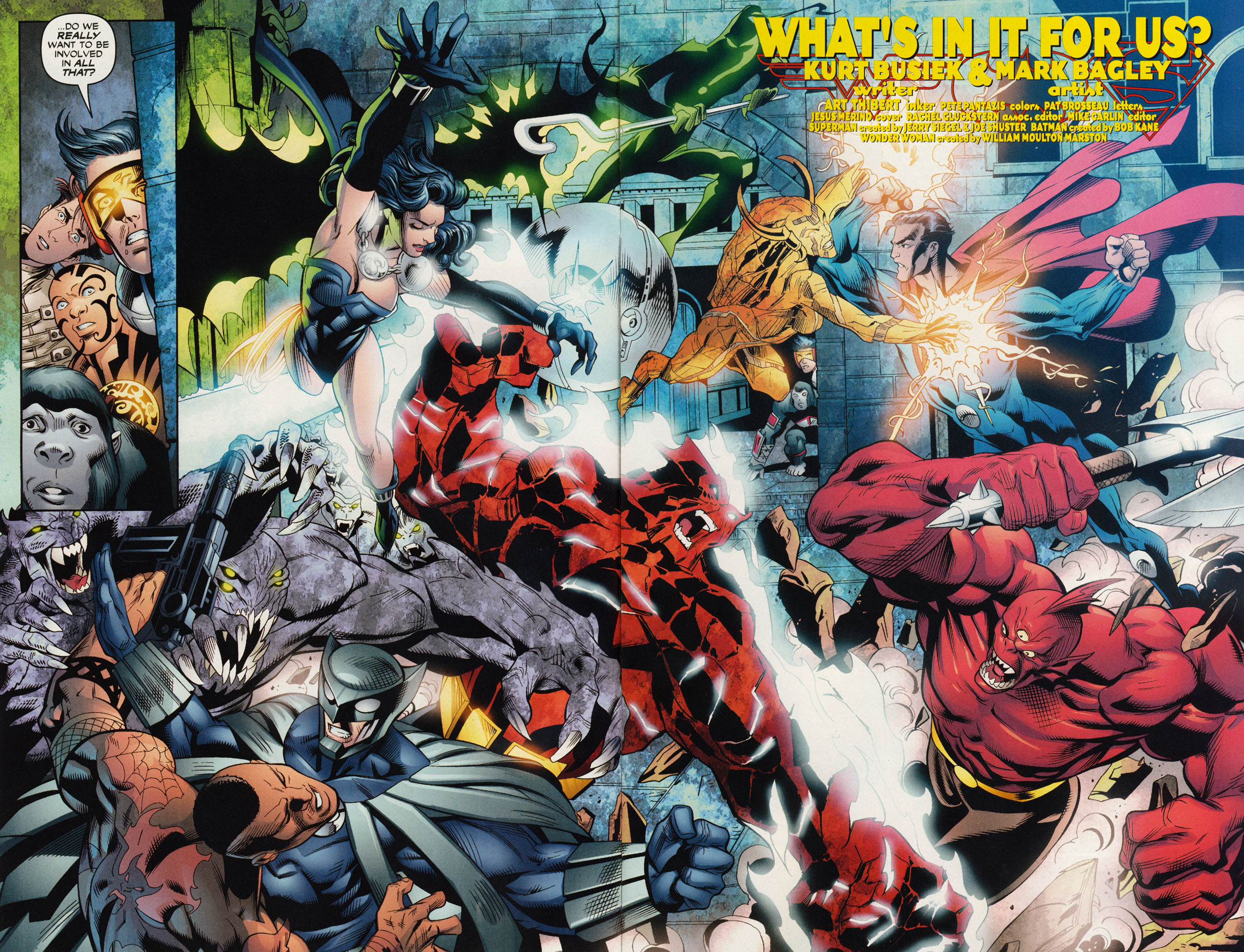 Read online Trinity (2008) comic -  Issue #44 - 4