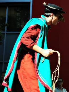 Grupo Oigalê - Negrinho do Pastoreio - O filho do estancieiro procura o Negrinho