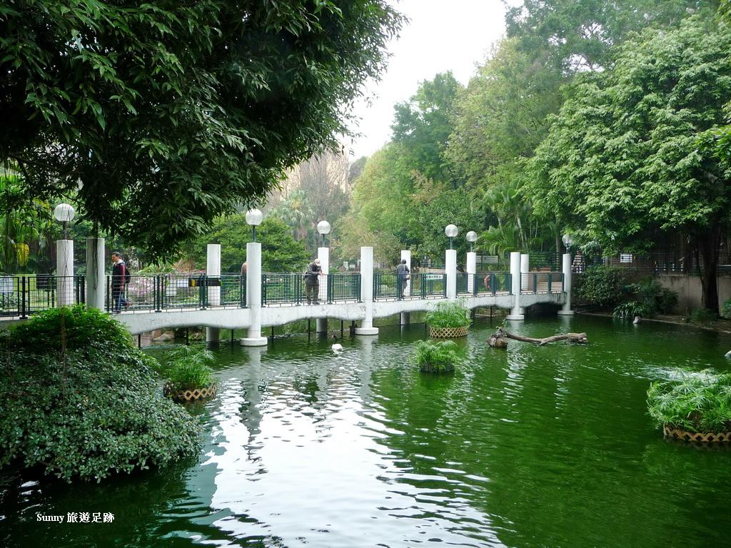 Sunny 旅遊足跡: 【香港】九龍公園
