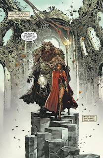 """Reseña de """"The Brave and the Bold: Batman y Wonder Woman"""" de Liam Sharp - ECC Ediciones"""