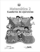 Matematica 1 y 2  - Cuaderno de ejercicios