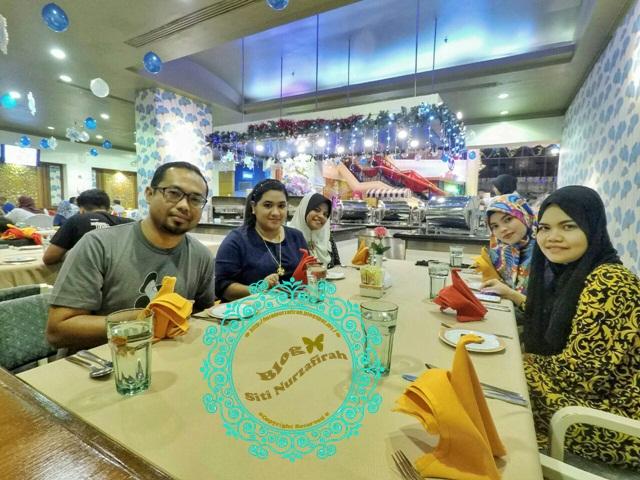 projek blogger utara, buffet murah, park avenue, sungai petani, pelbagai jenis makanan, sushi sdap, bread pudding, jalan-jalan cari makan, tempat makan best, tahun baru, new year,