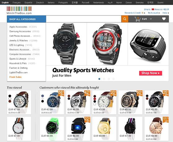 موقع شراء من الانترنت توصيل مجاني شوب miniinthebox تجربة شراء من موقع كوبون تخفيض