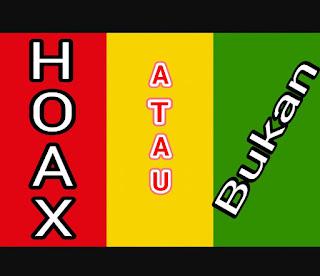 Hoax atau bukan