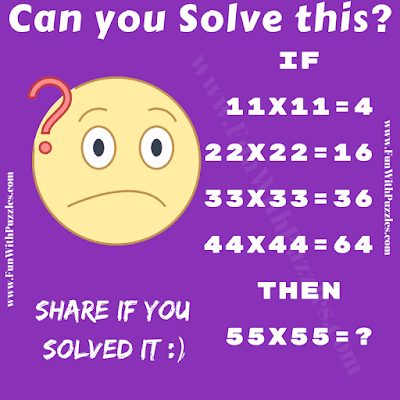 It is logic of Mathematics riddle in which you have to decipher the logical sequence to find the missing number