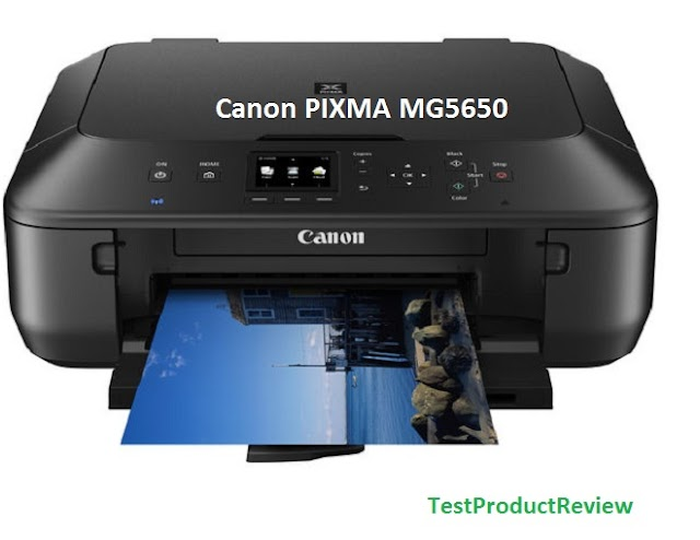 Canon PIXMA MG5650 All In One printer specifications
