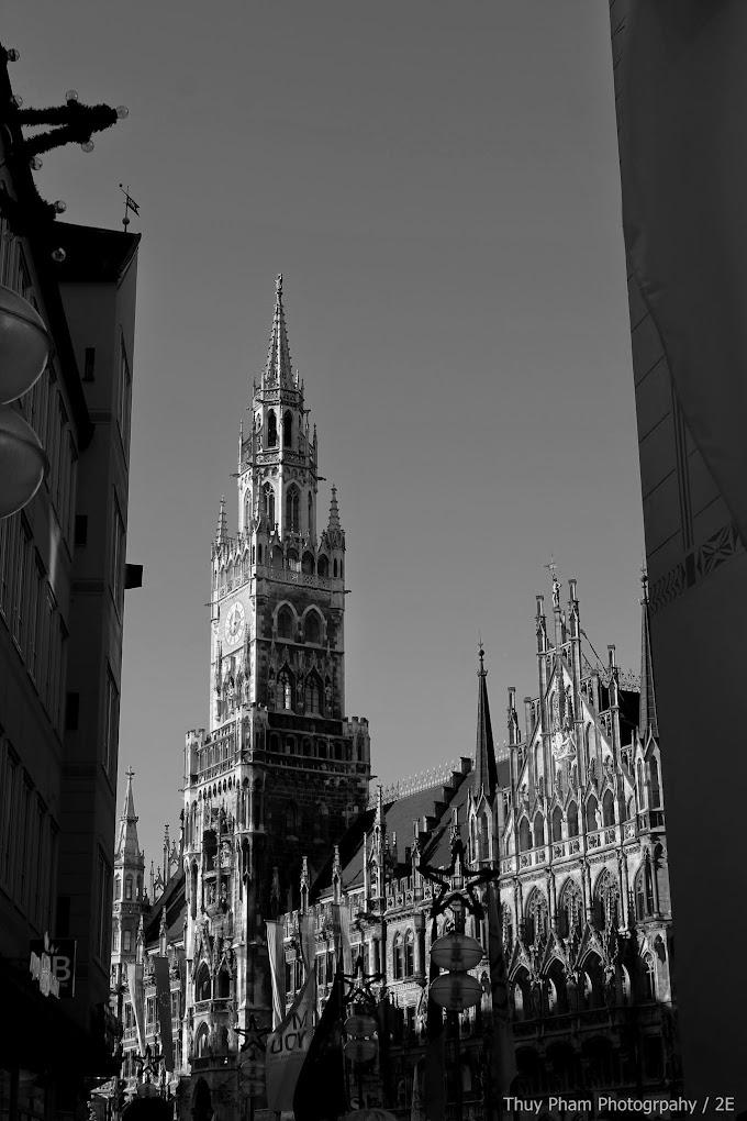 Munich travel diary