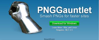 تطبيق PNG Gauntle