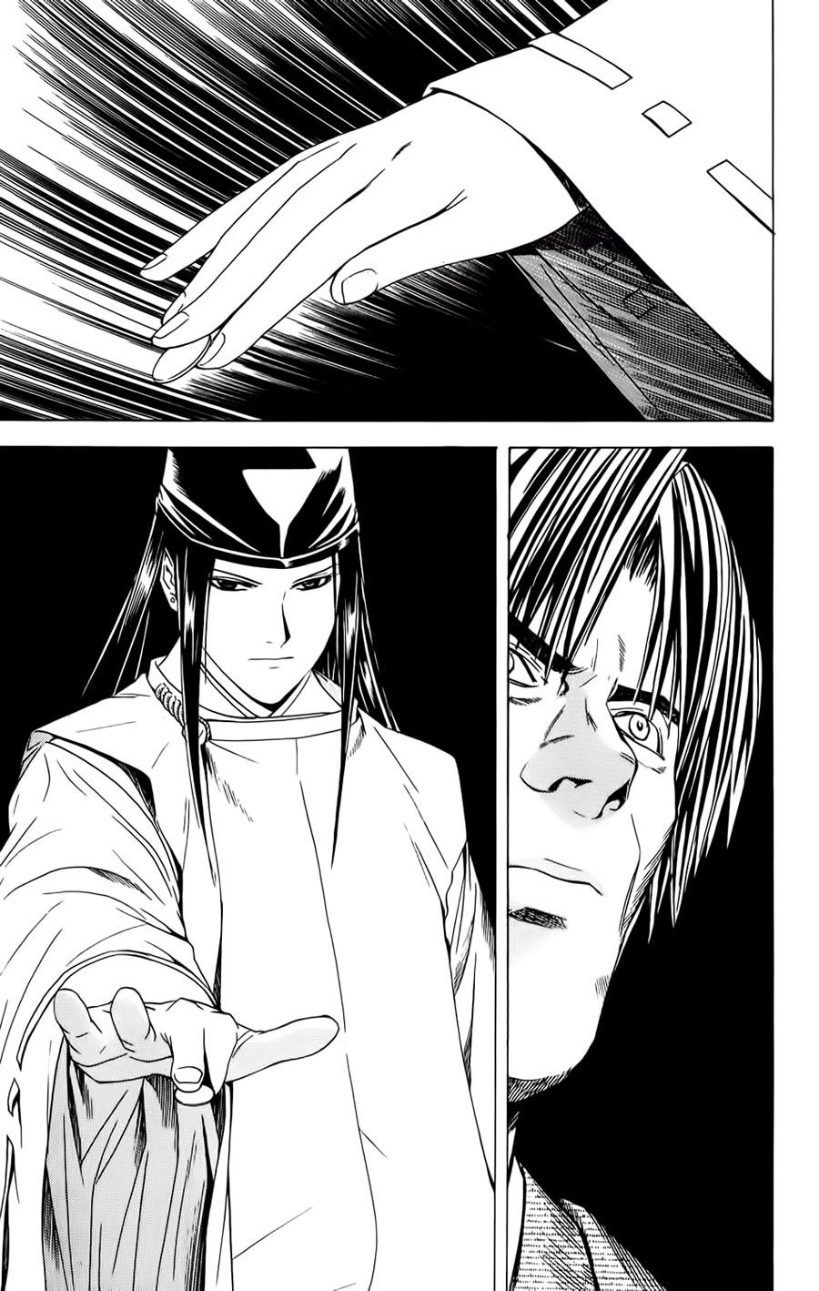 Hikaru No Go hikaru no go chap 115 trang 16