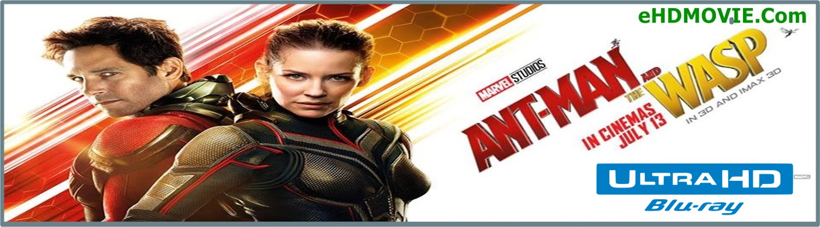 Ant-Man and the Wasp 2018 Full Movie Dual Audio [Hindi – English] 1080p - 720p - 480p ORG BRRip 350MB - 1.1GB - 2.2GB ESubs Free Download