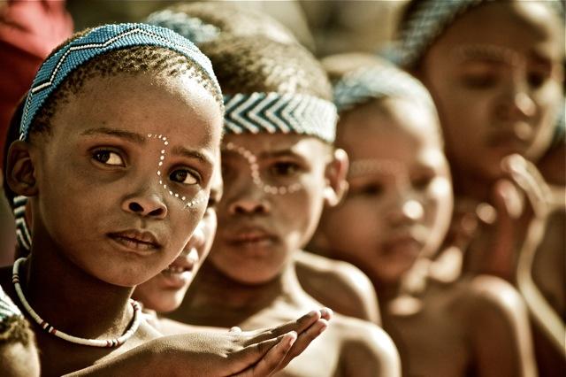 IMG 5751lies+aangepast+LR2012 San Bushmen People, The World Most Ancient Race People In Africa