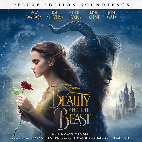 Ariana Grande & John Legend - Beauty and the Beast - Single Cover