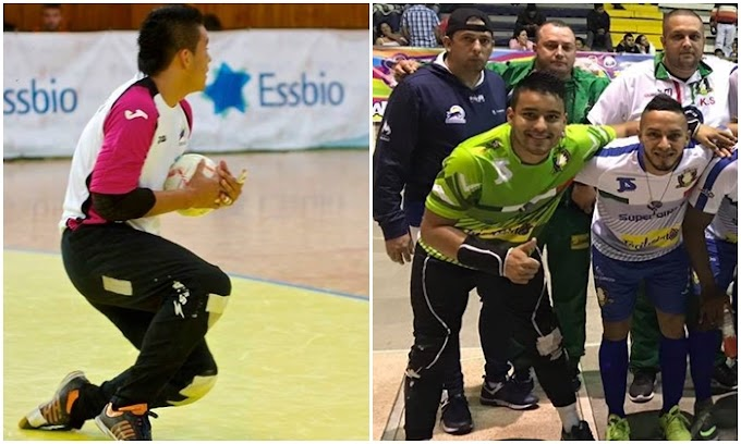 Alejandro Devia: El tolimense que jugará la Copa Intercontinental de Microfútbol