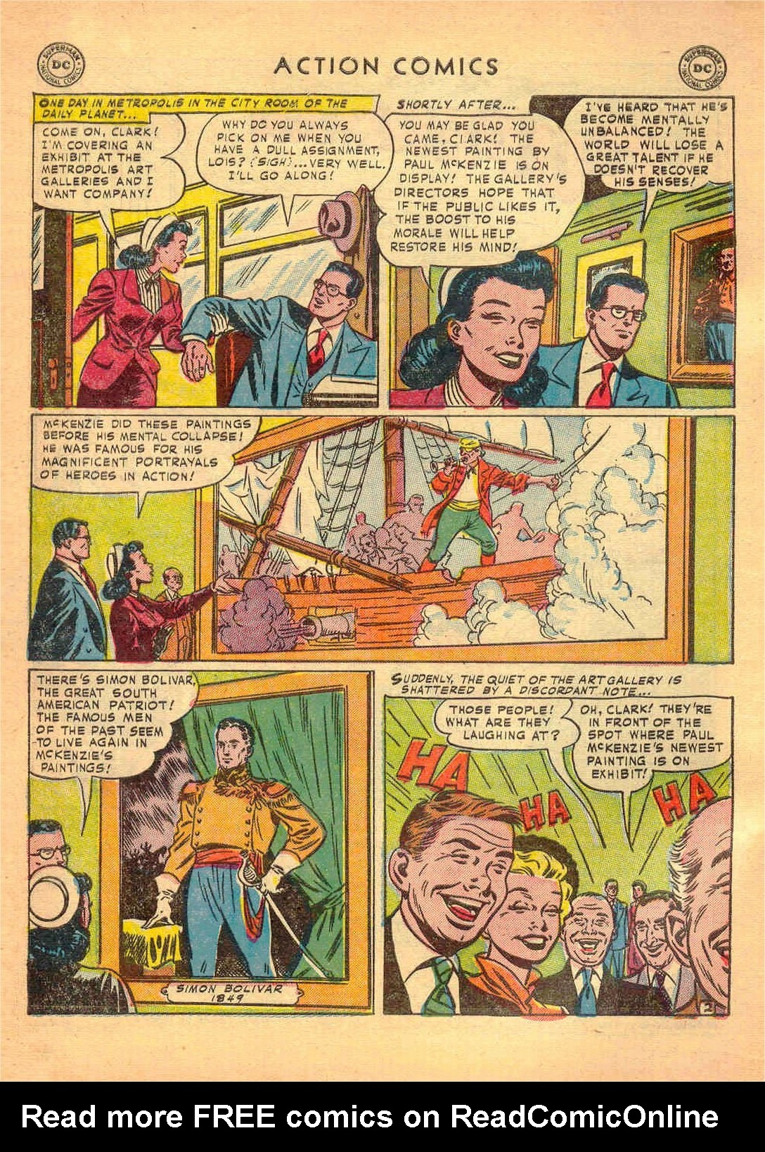 Action Comics (1938) 170 Page 3