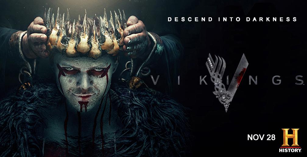 Vikings season 5 download all episodes in 480p hd mkv   HD