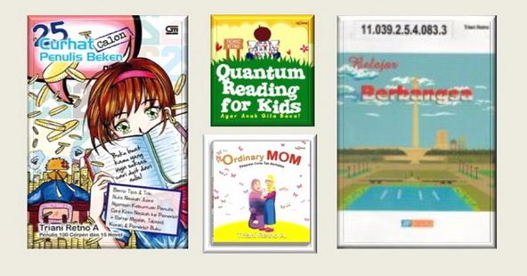 buku parenting dan kepenulisan