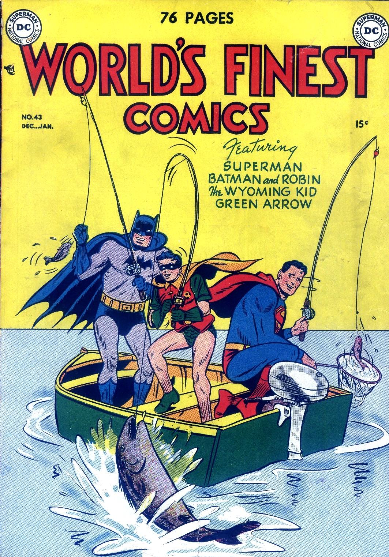 Read online World's Finest Comics comic -  Issue #43 - 1