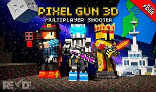 Pixel Gun 3D Pocket Edition Apk Mod