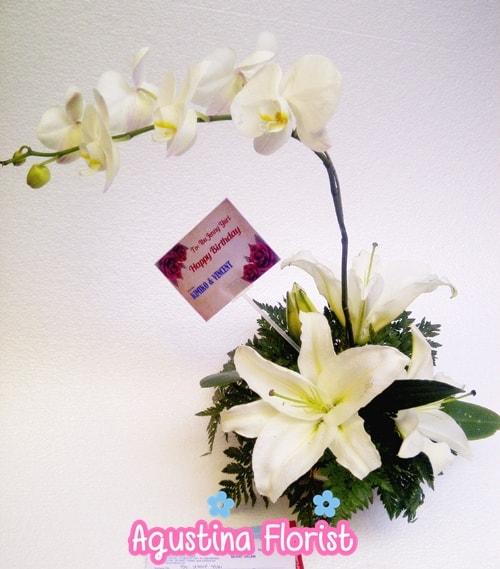 jual-rangkaian-bunga-anggrek-bulan-surabaya