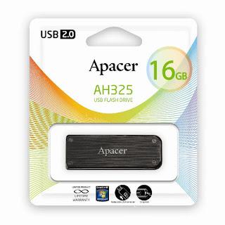 Apacer AH325 USB Flash Drive format Tool