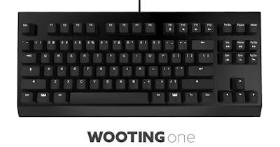 teclado analógico