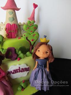 bolo castelo bragança princesa doces opções