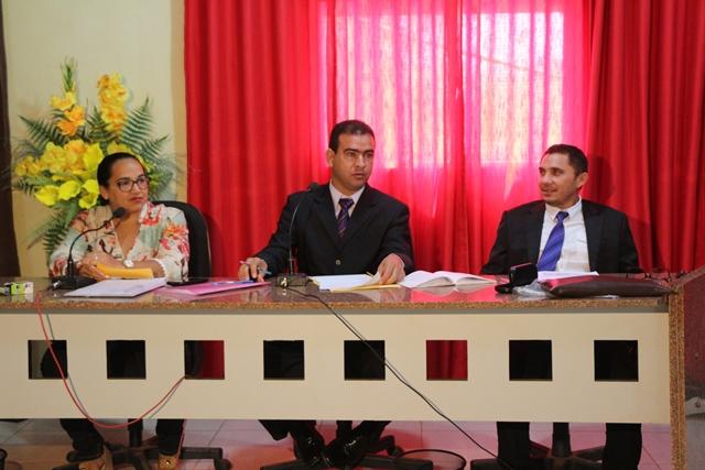 Resultado de imagem para mesa diretora da camara de vereadores de Teixeira pb