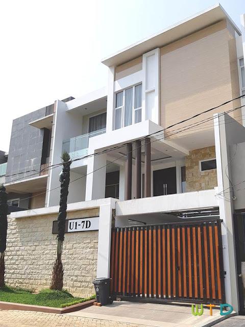 Bangun Rancang Rumah Tinggal Villa Citra Lampung