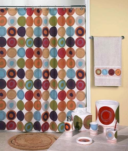 Bathroom Shower Curtains and Matching Accessories picture