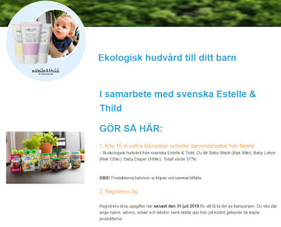 Nestlé samlarkampanj