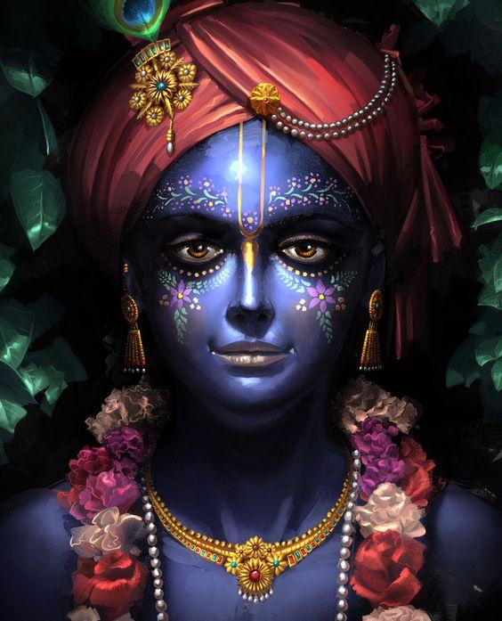 Om Namo Bhagavate Vasudeva!