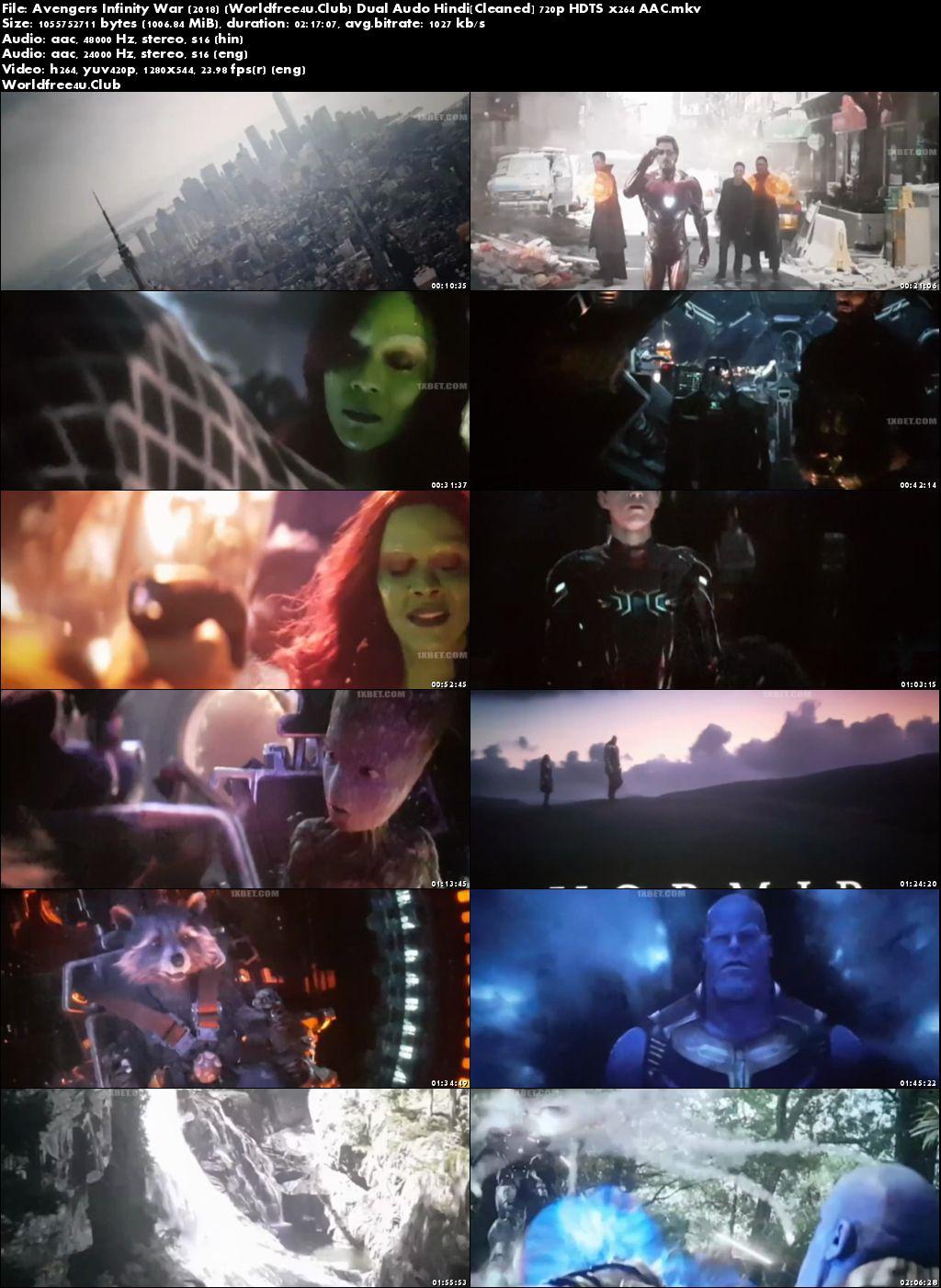avenger infinity war full movie in hindi watch online