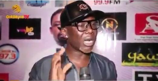 2face Idibia, illiterate, Gordons, Entertainment, Nationwide protest, Muhammadu Buhari