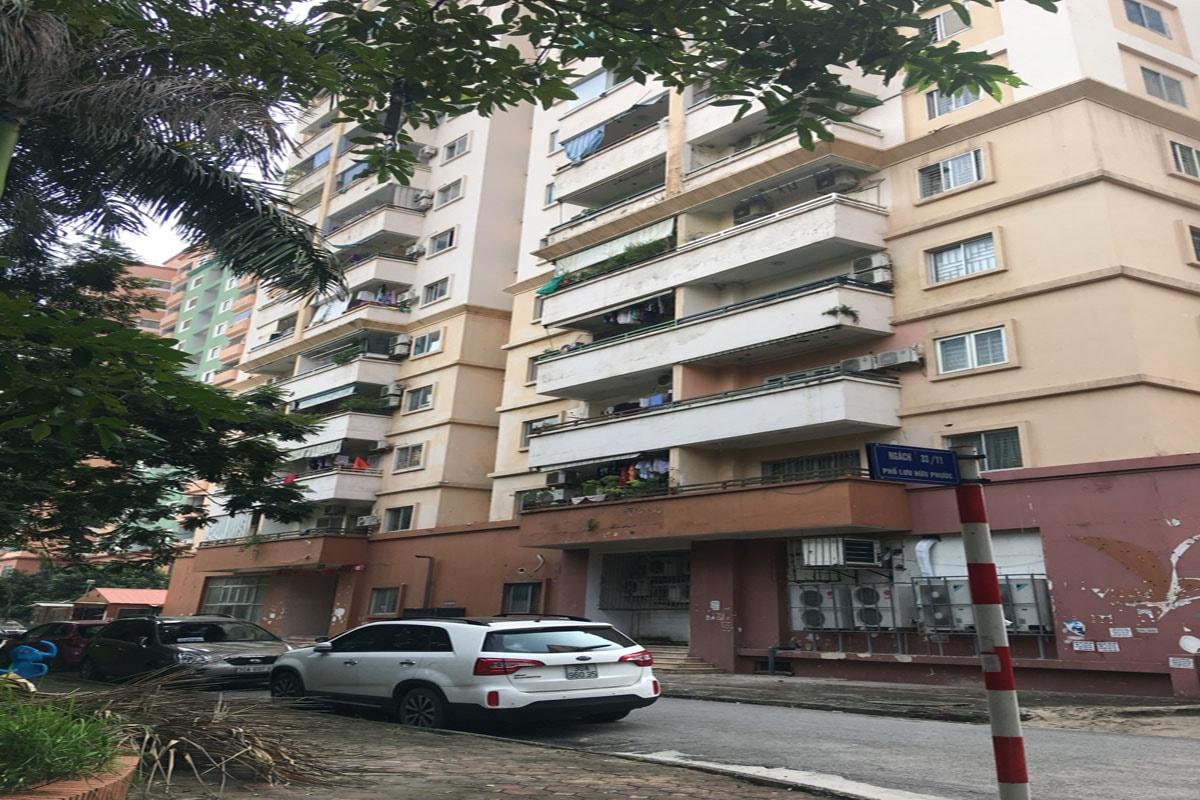 Tòa nhà C3 Nguyễn Cơ Thạch