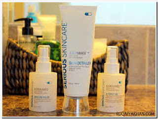 Serious skin care anti aging products