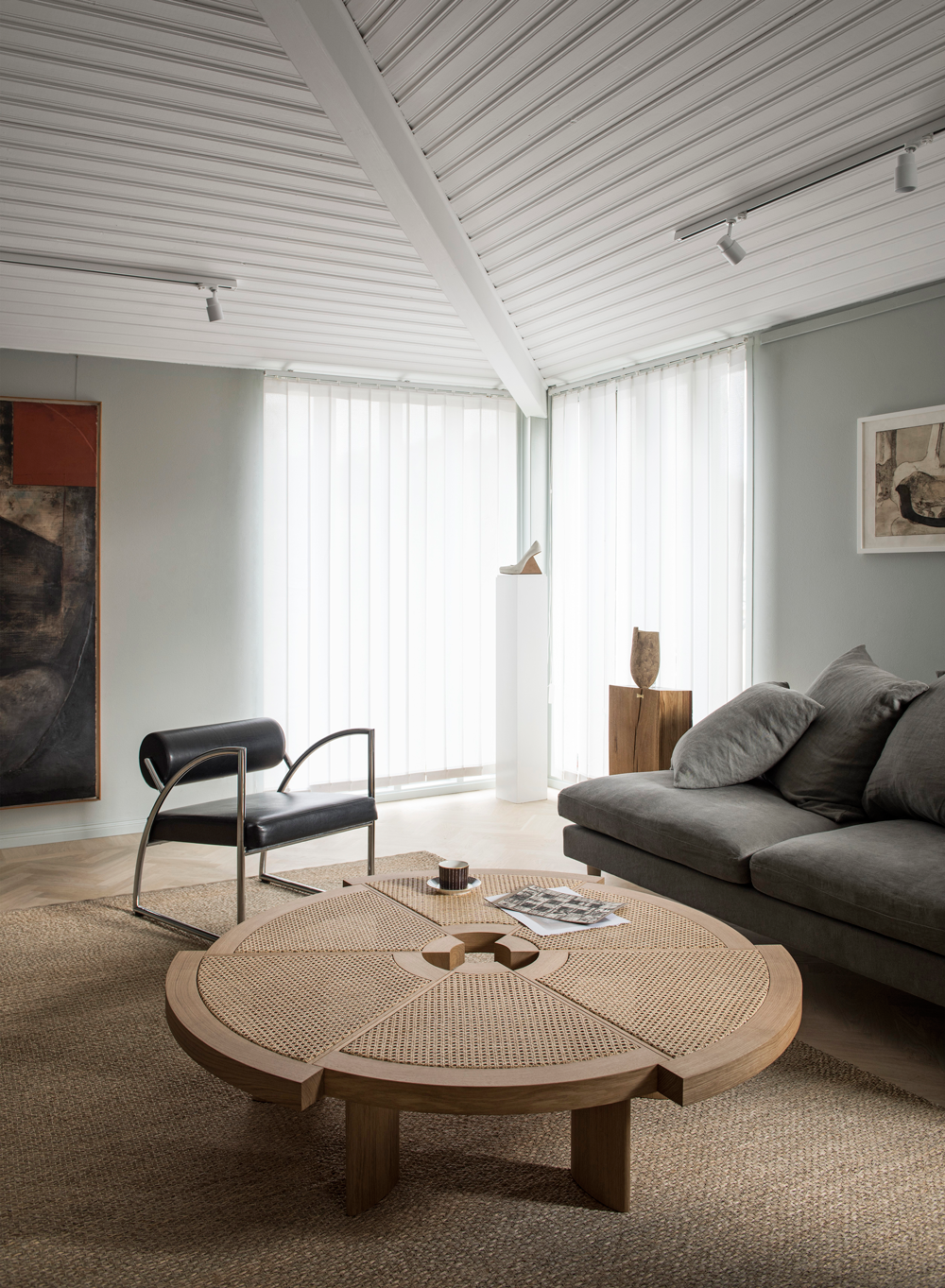 AMM blog: Tour the home of a Swedish fashion designer and actor in ...