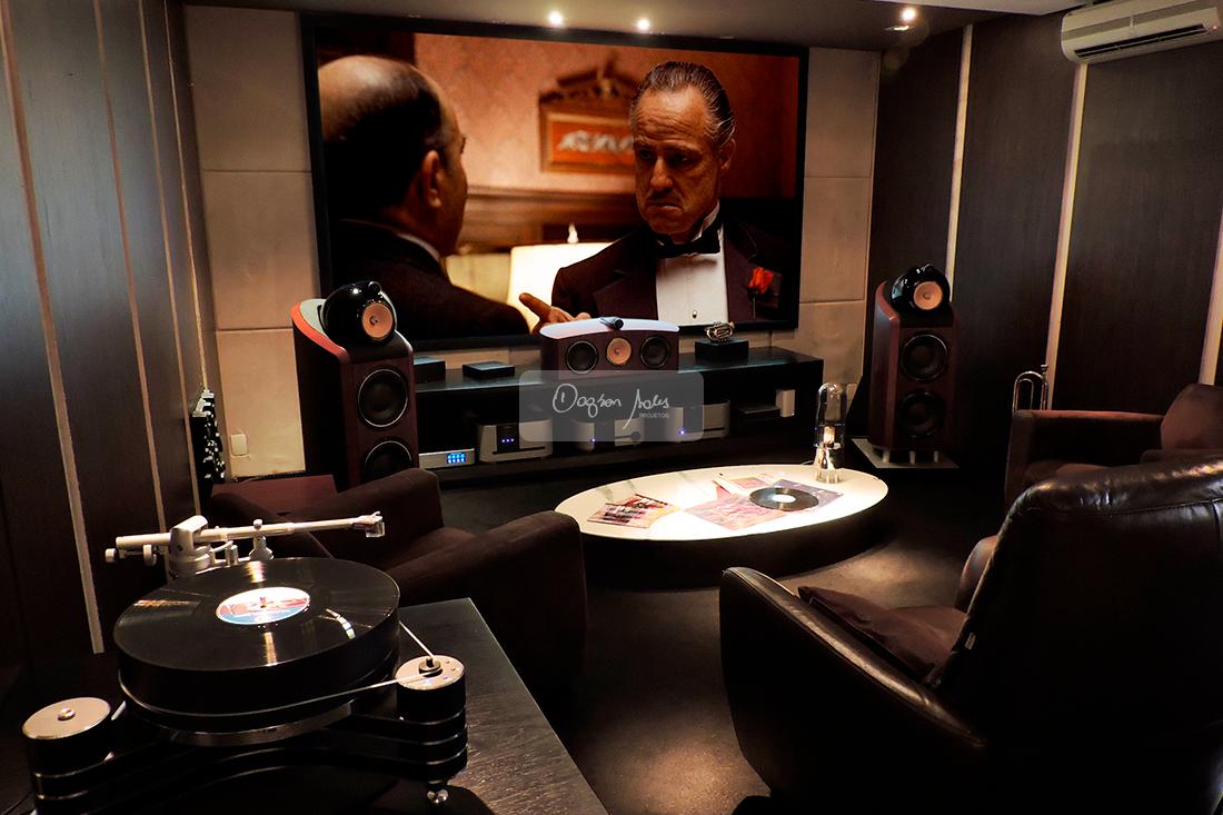 Dagson Sales dá dicas de como melhorar a acústica de seu home theater
