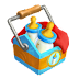 Farmville 2 Free Baby Bottle Pack (Free Gift )