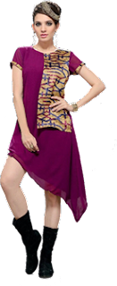 http://www.galexclusive.com/shop/indo-western/partywear-maroon-dress/