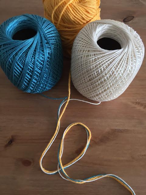 Hilos de Crochet