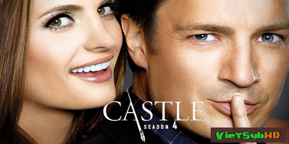 Phim Nhà Văn Phá Án 4 Hoàn tất (23/23) VietSub HD | Castle - Season 4 2011