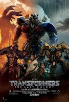 TRANSFORMERS : THE LAST KNIGHT