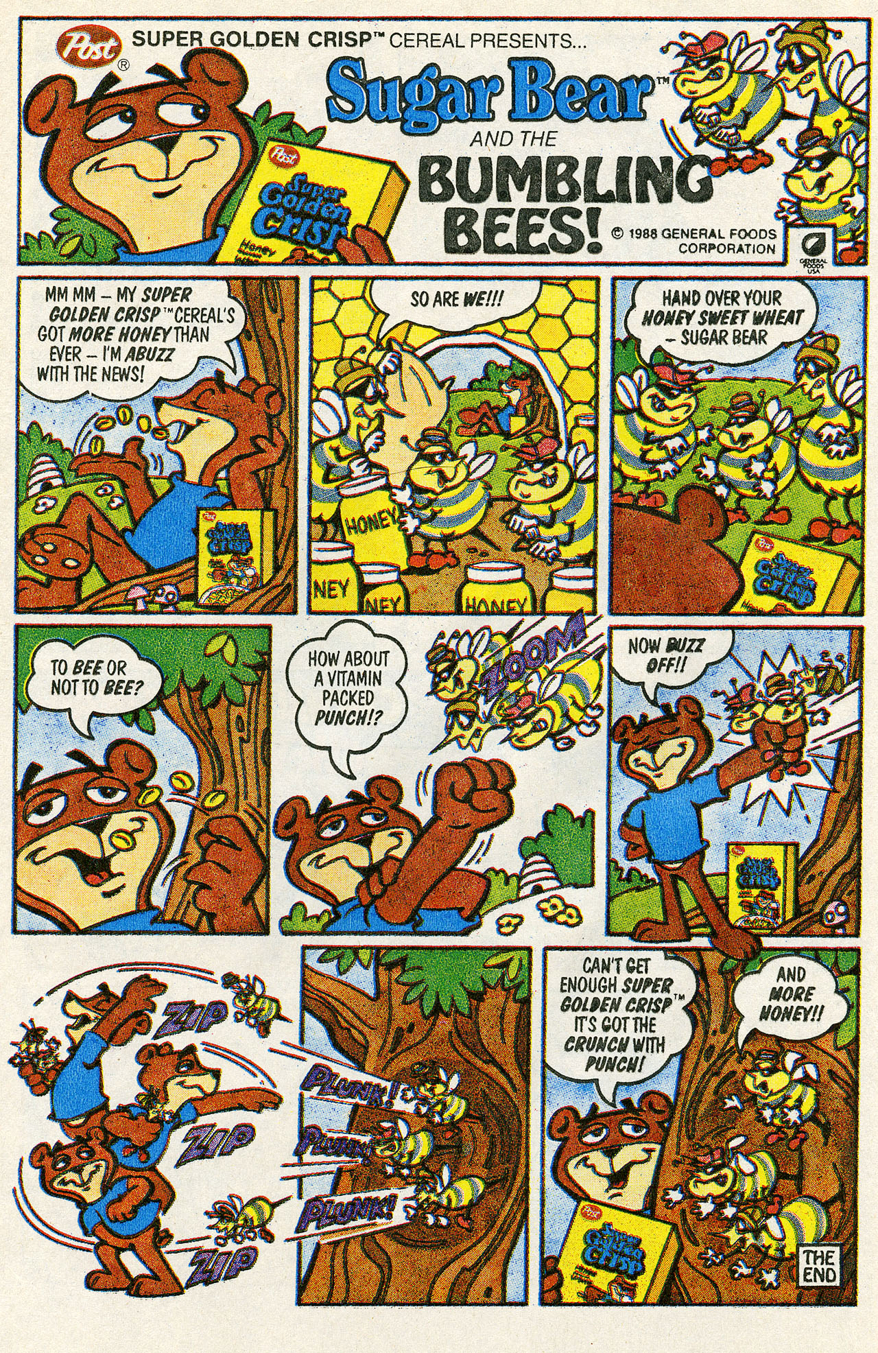 Read online ALF comic -  Issue #14 - 14