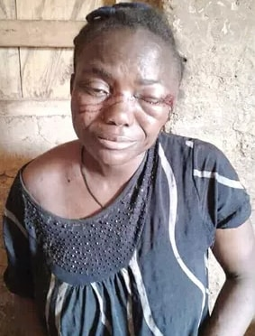 nursing mother beaten ebonyi state