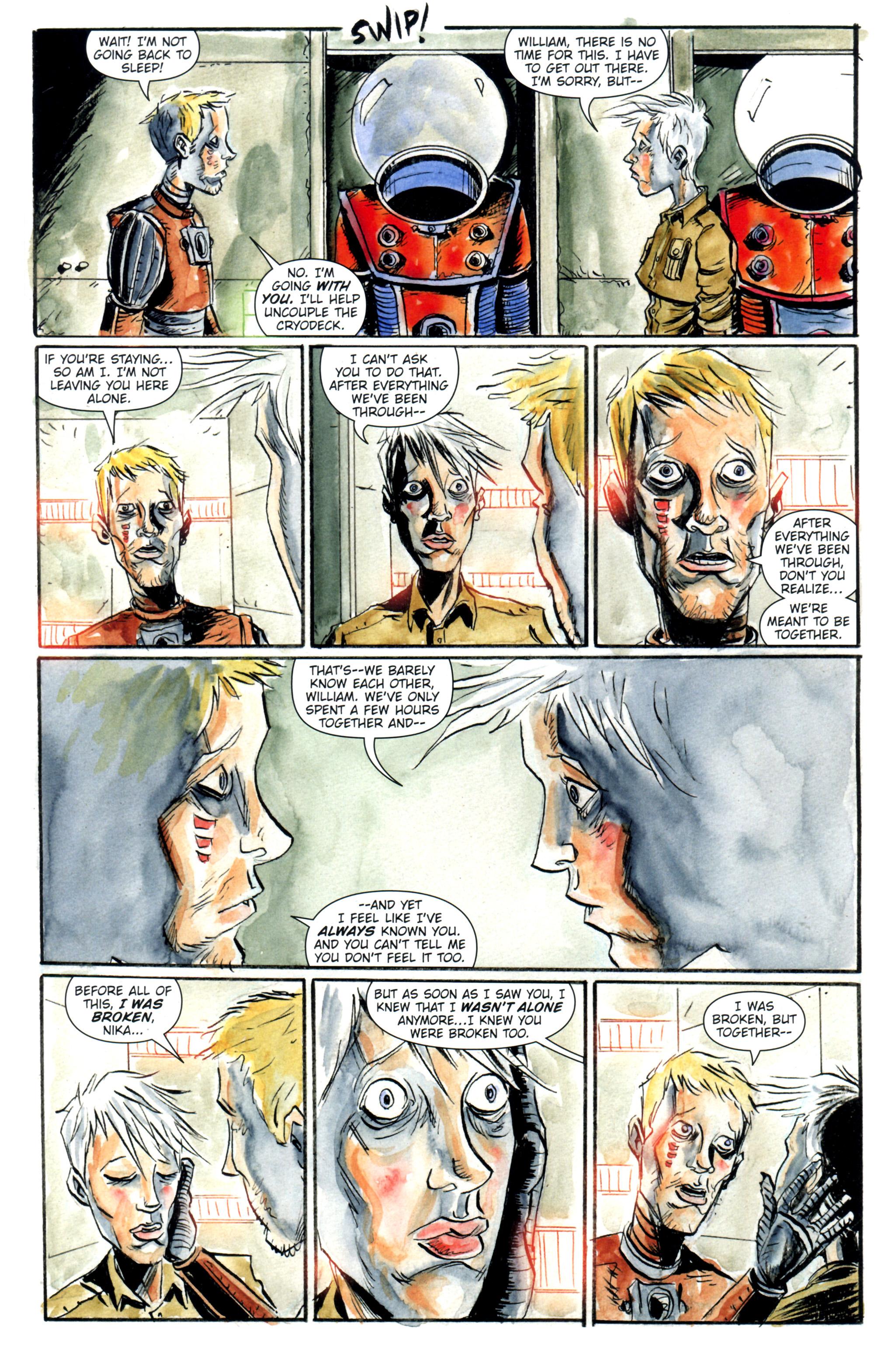 Read online Trillium comic -  Issue #8 - 16
