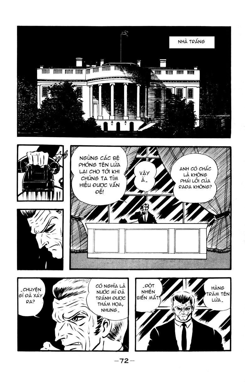 DevilMan chapter 18 trang 26