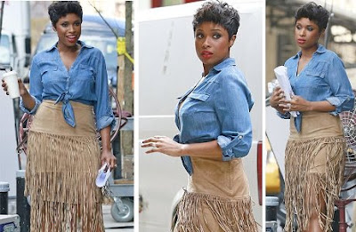 Jennifer Hudson was allegedly caught cheating + pic of the side dude