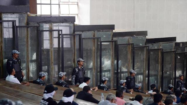 """ONU considera """"injusta"""" pena de muerte de 75 personas en Egipto"""